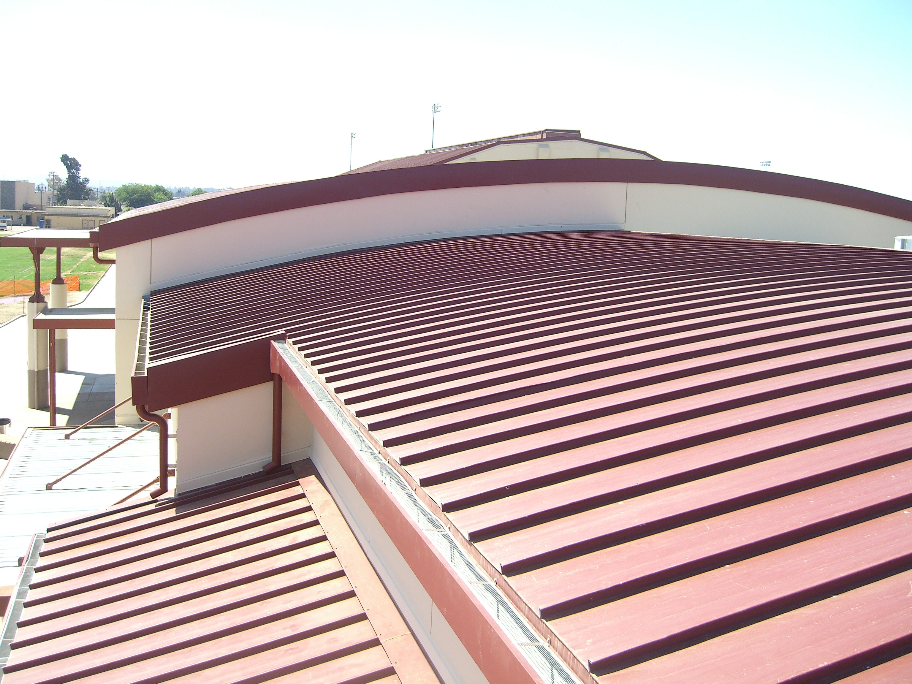 Metal Roofing Top Notch Heating Inc